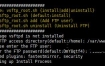 centos6一键安装新增用户卸载vsftpd脚本